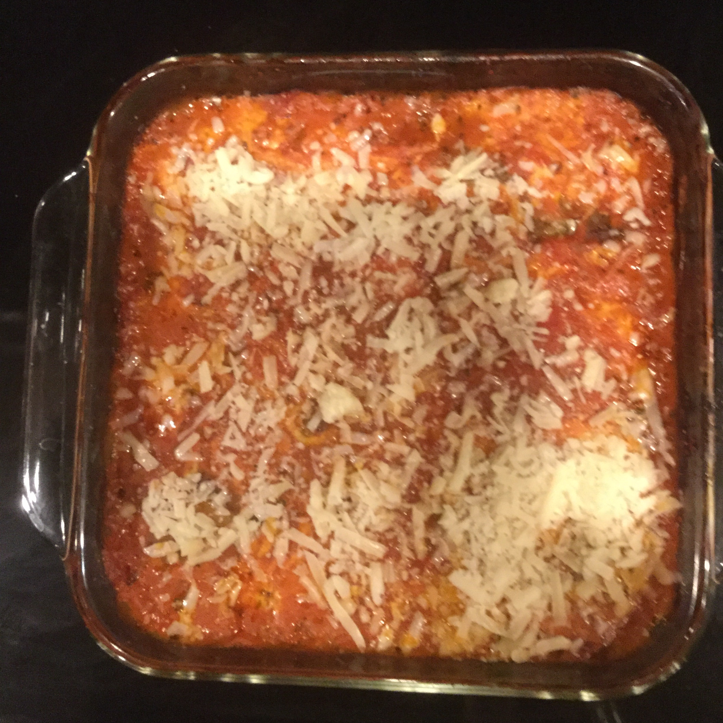 Low-Carb Turkey Quinoa Lasagna