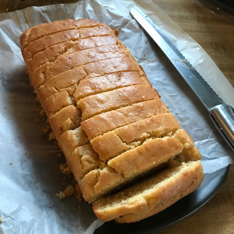 Macadamia Fat Bread