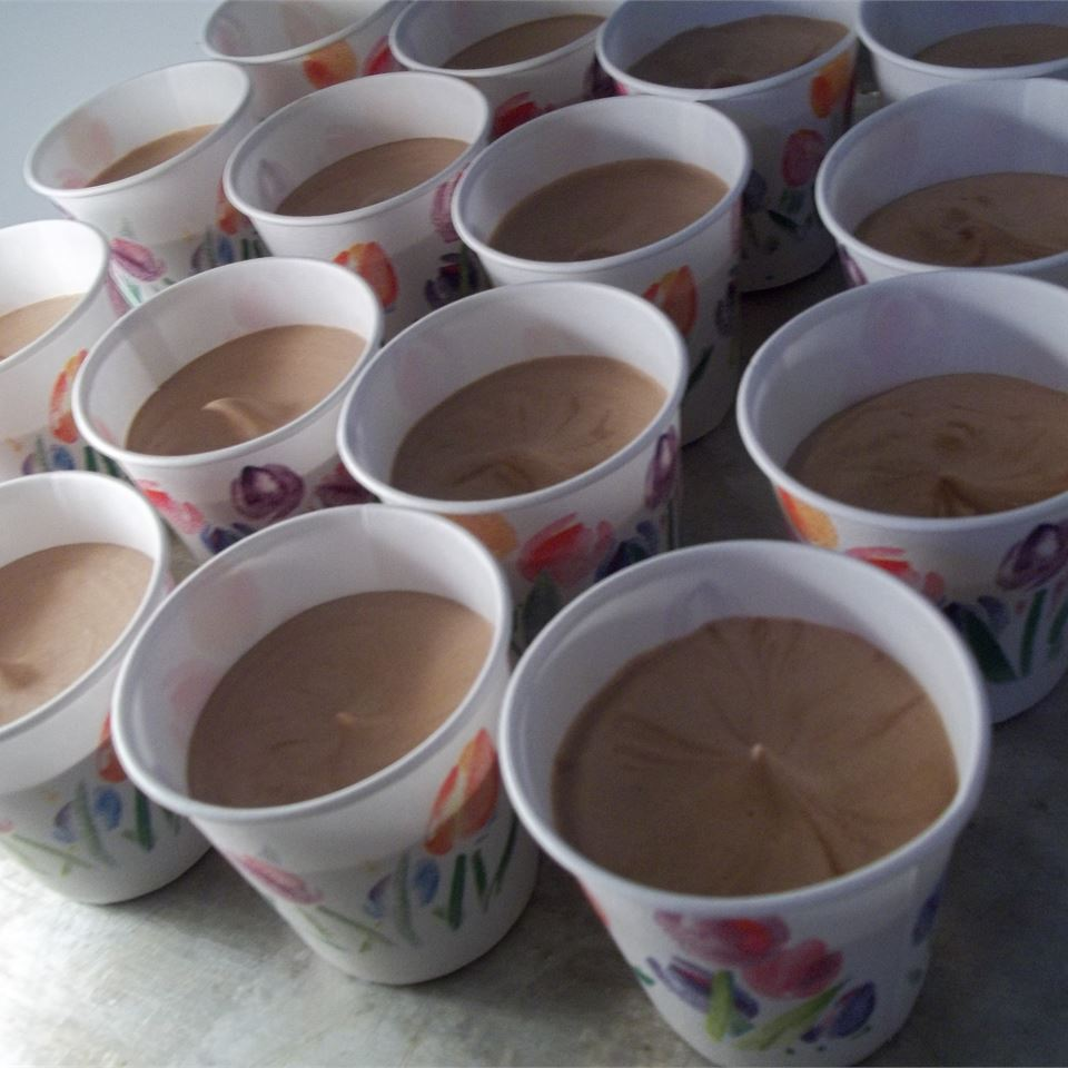 Pudding Shots