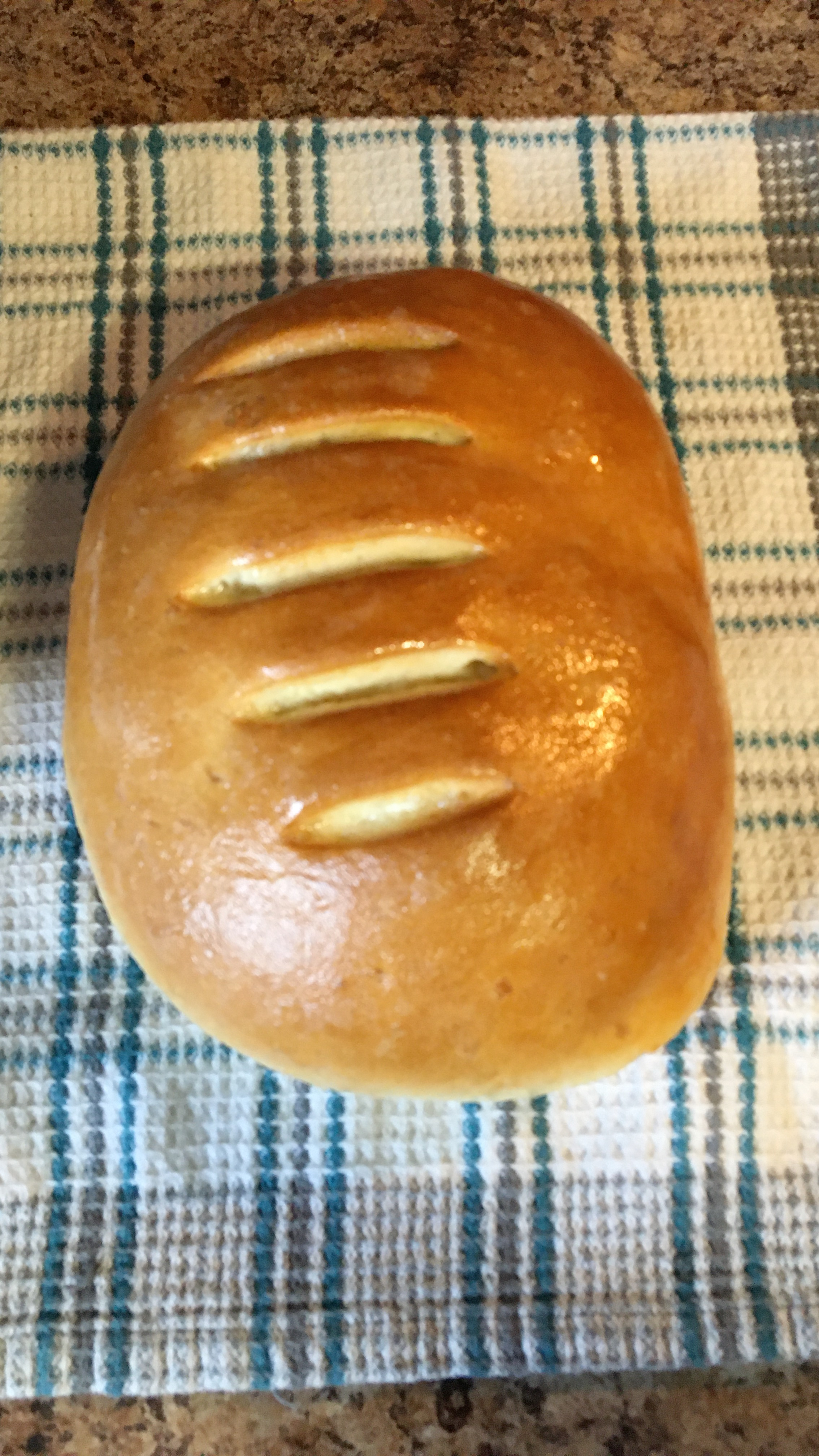 San Francisco Sourdough Bread