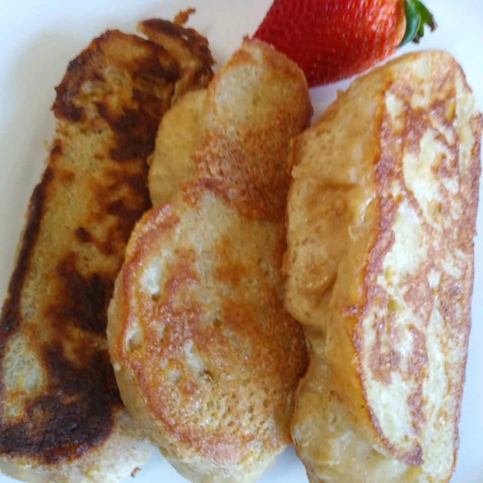 Vegan French Toast with Tofu Evelyn