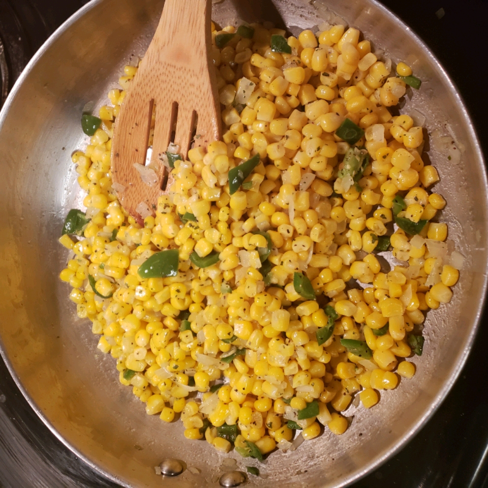Corn and Jalapenos Katrina Woods