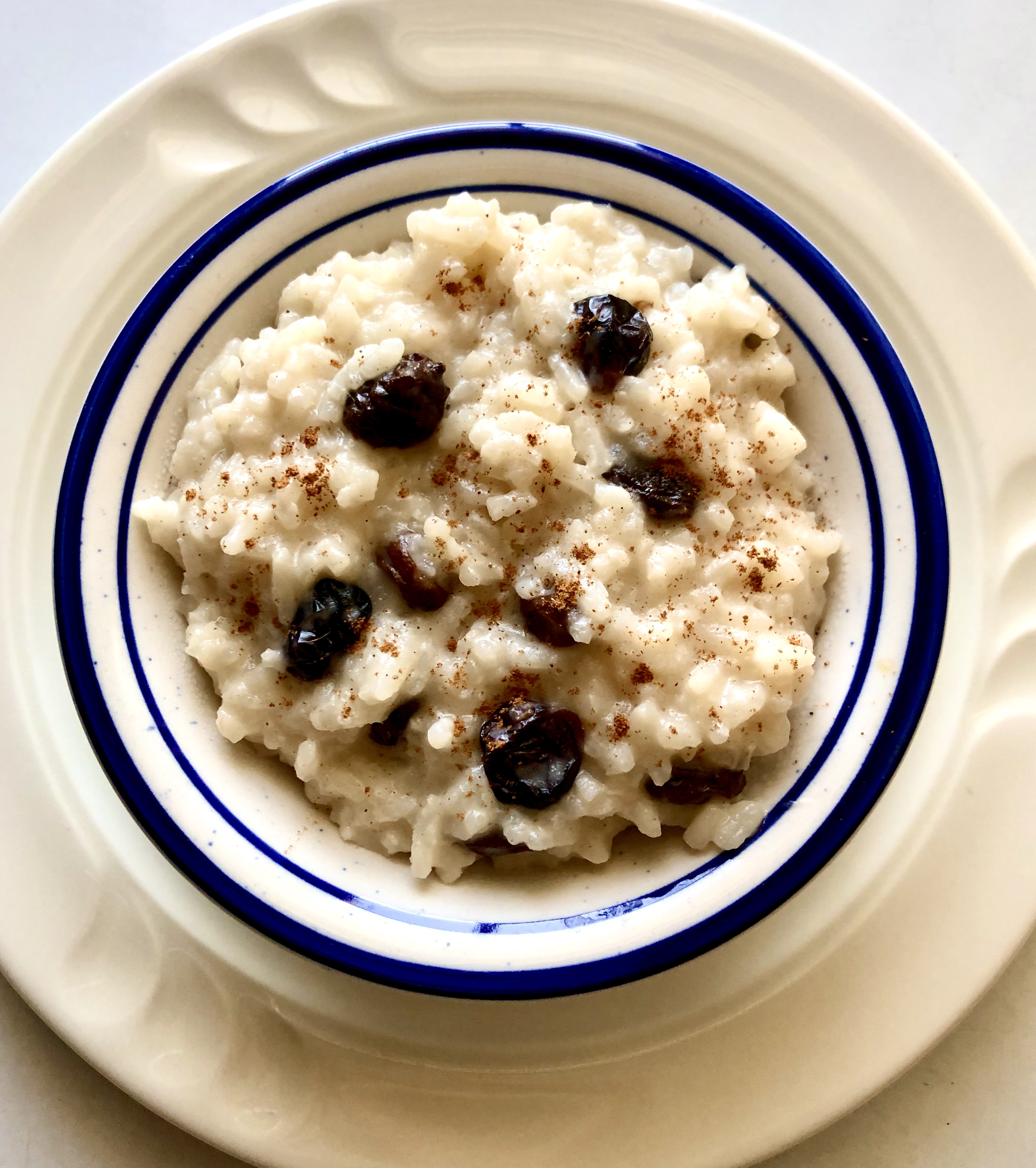 Rachel's Creamy Rice Pudding