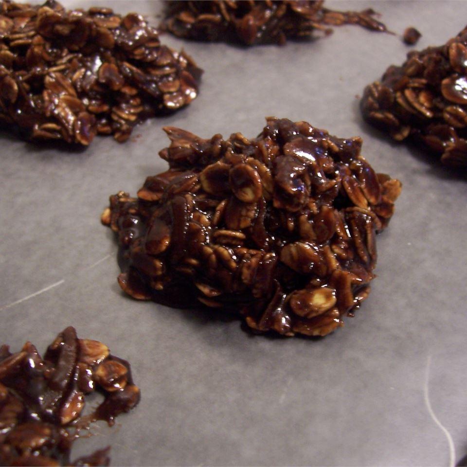 Oatmeal Cocoa Macaroons GBloomfield