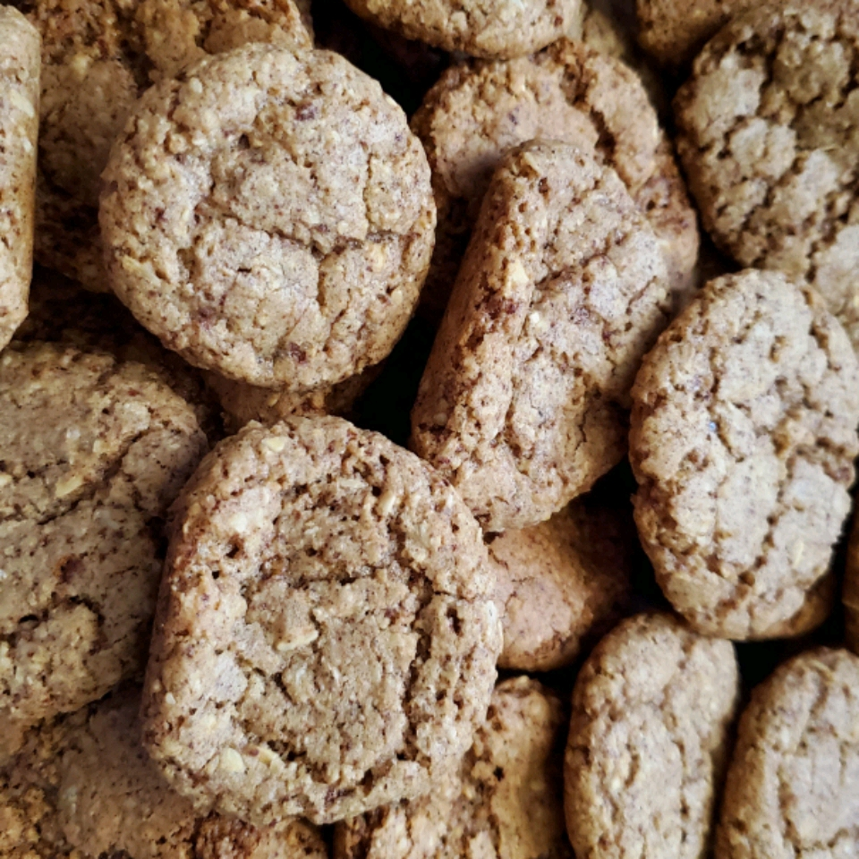 Mexican Oatmeal Cookies