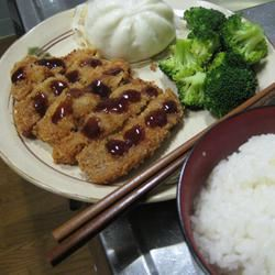 Tonkatsu - Asian-Style Pork Chop