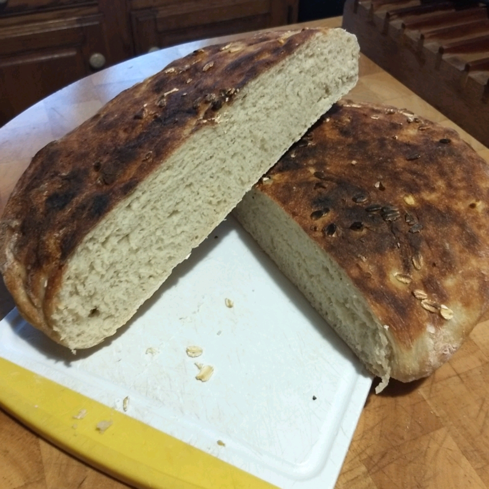 Slow Cooker Bread Rendell  Russell