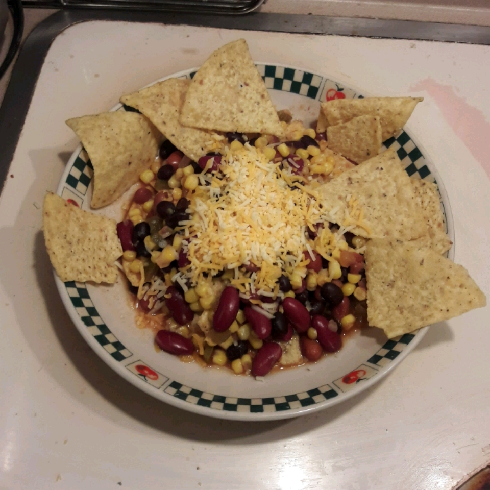 Moira Mitchell's Quick and Easy Taco Soup Michelle Seace Traino