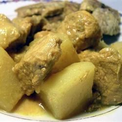 Spicy Peruvian Pork miniver