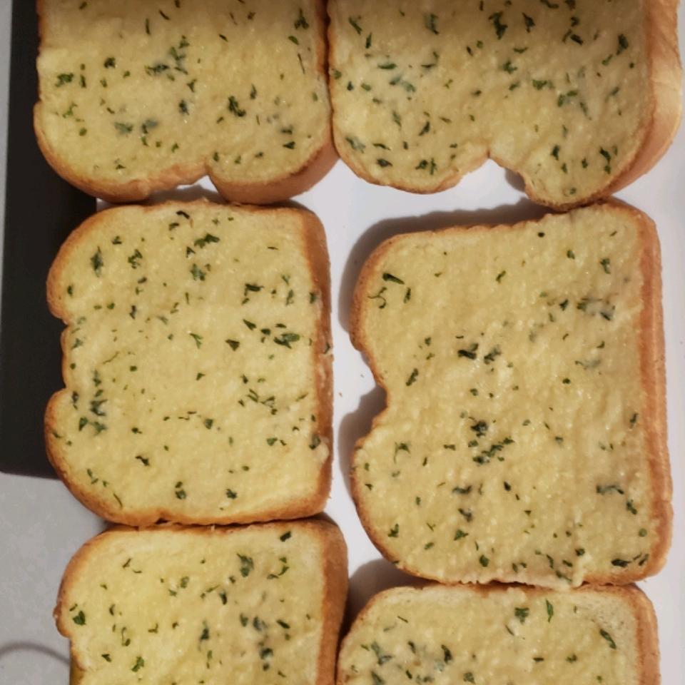 Make-Ahead Garlic Toast FREDRICKA
