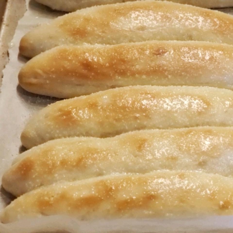 Super Fluffy Bread Sticks