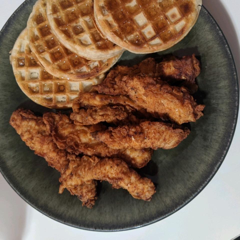 Southern Spicy Fried Chicken Charlene Gutierrez