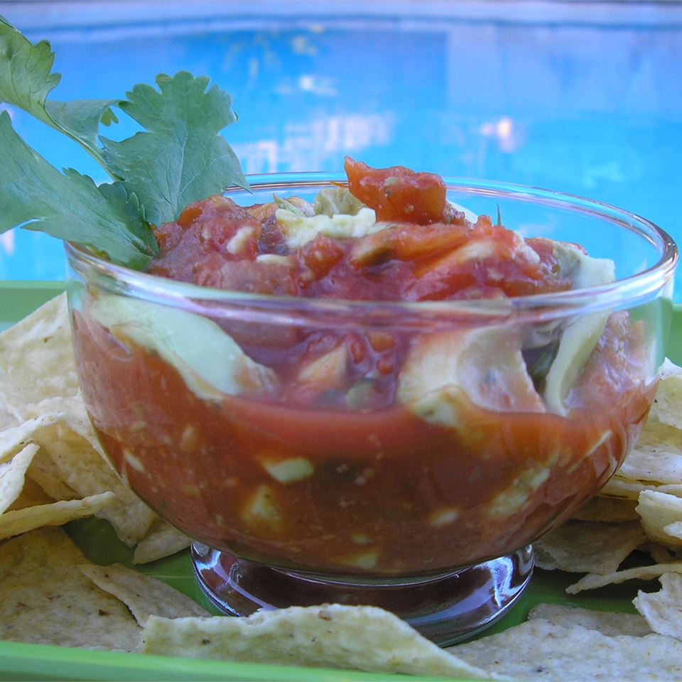 Tina's Avocado Salsa mauigirl