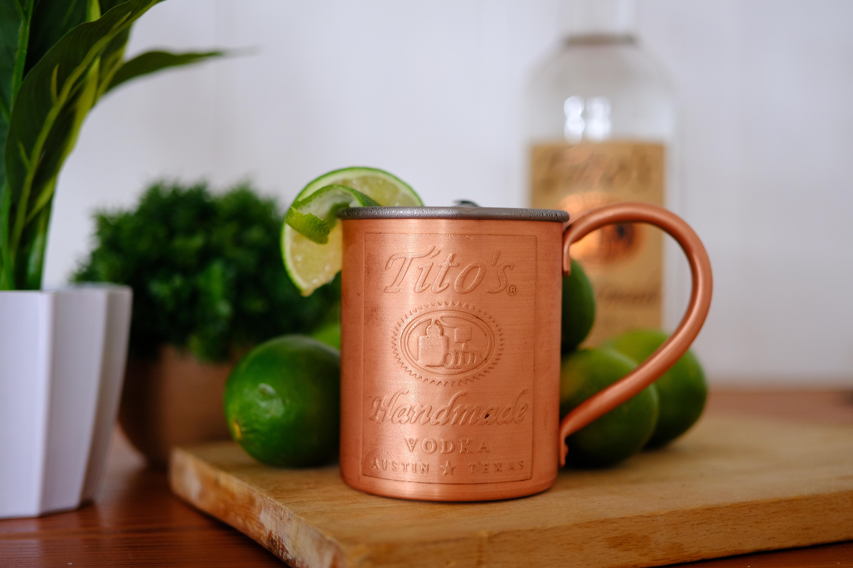Tito's American Mule Tito's Handmade Vodka