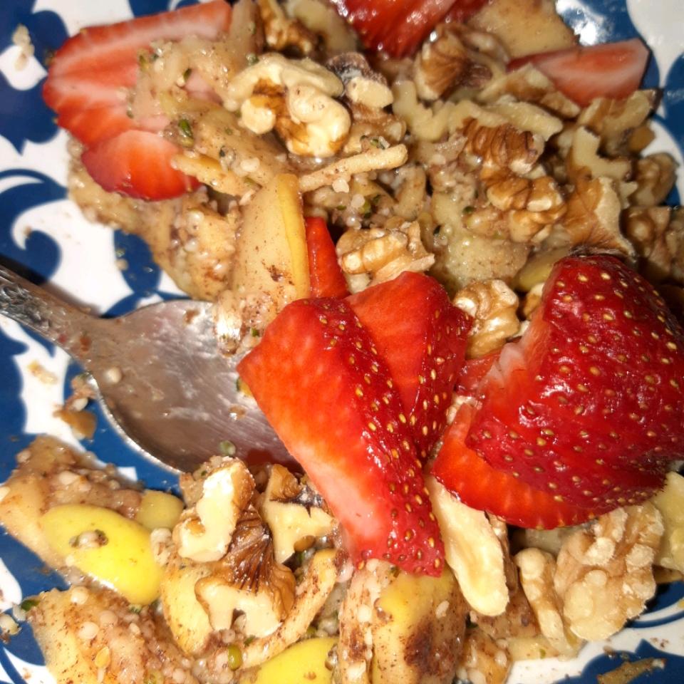 Breakfast Apples Kayla Miller