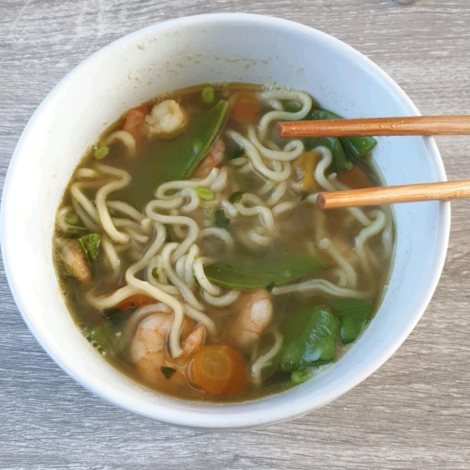 Shrimp Noodle Soup Jeffrey van Lier