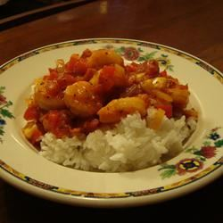 Shrimp Provencal I-Have-Happy-Hens