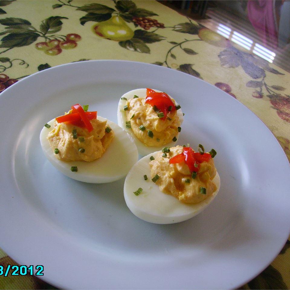 Chef John's Deviled Eggs Christina