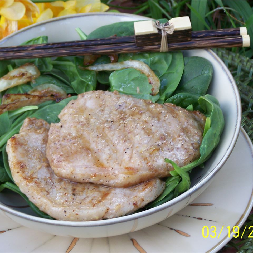 Vietnamese/Chinese Pork Chops Jennifer You