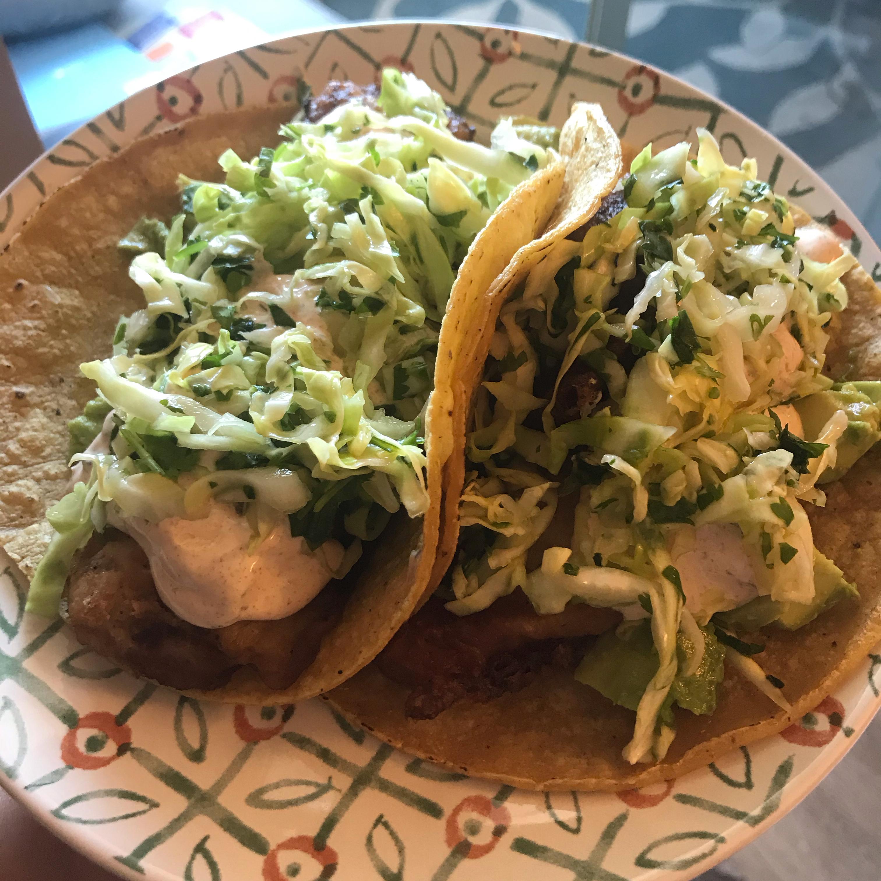 Fish Tacos Mitzi