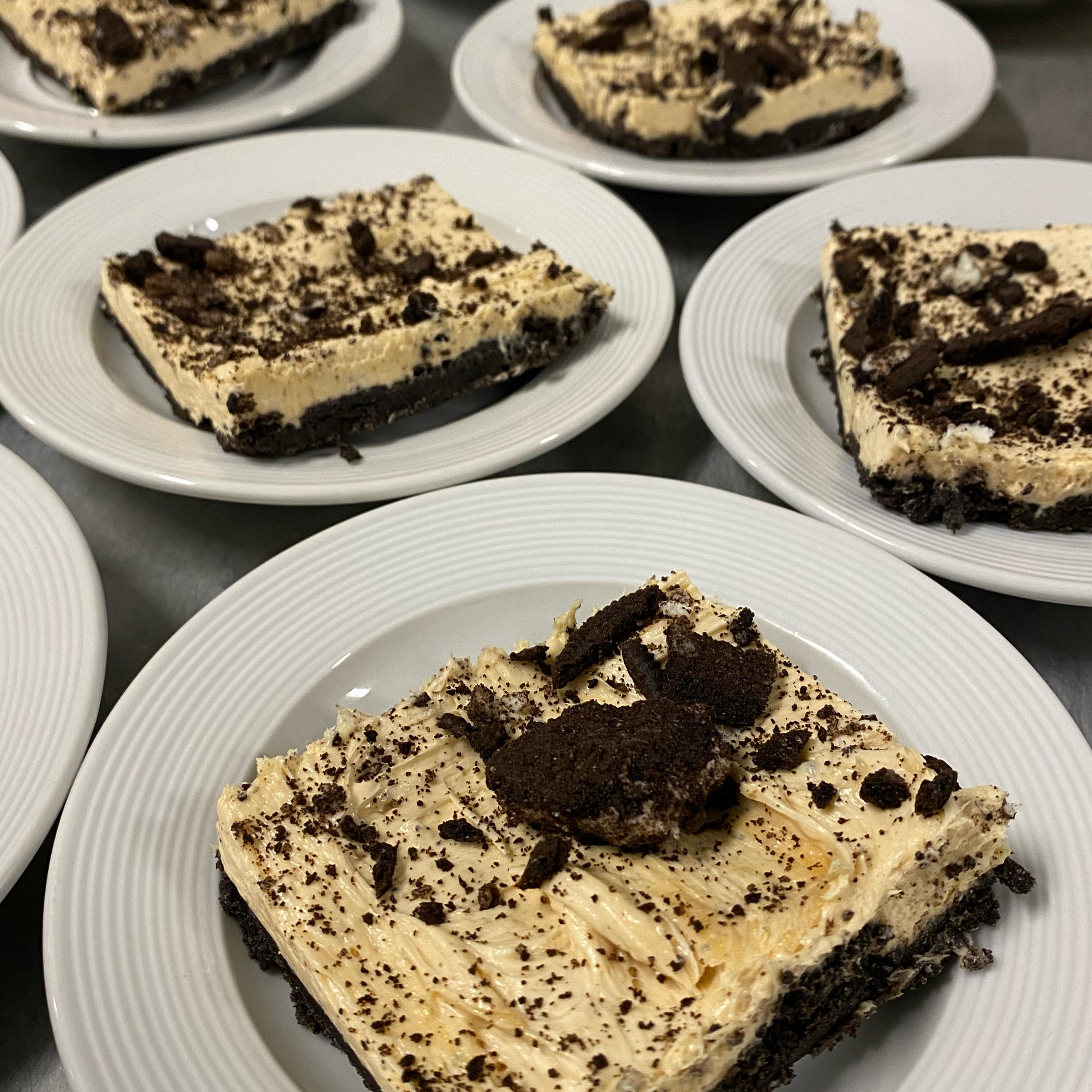 No Bake Double Good Dessert