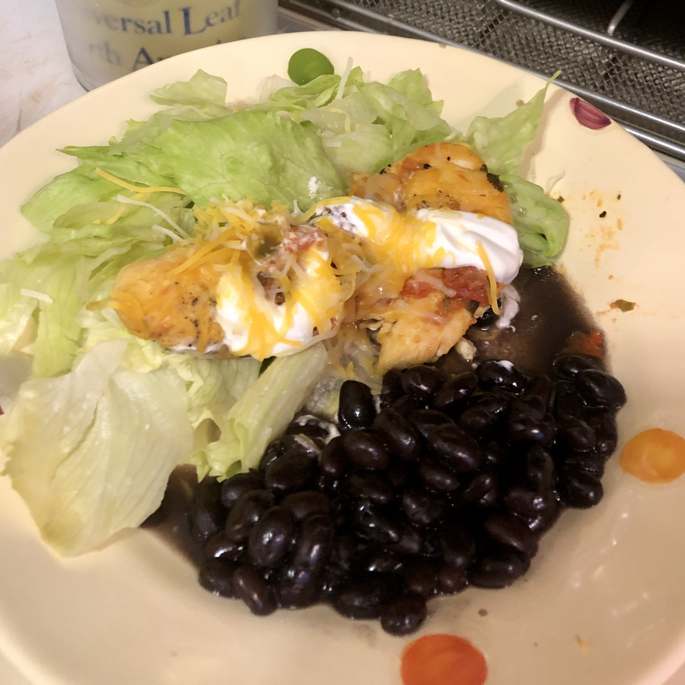 Salsa Simmered Chicken pbcobb