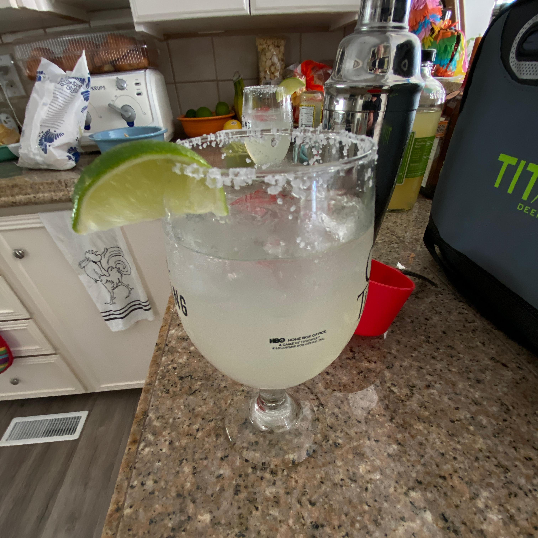 The Perfect Margarita Steve deVicente