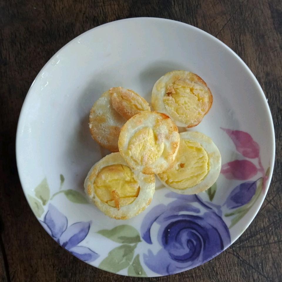 Fried Boiled Eggs Jerzah Batara