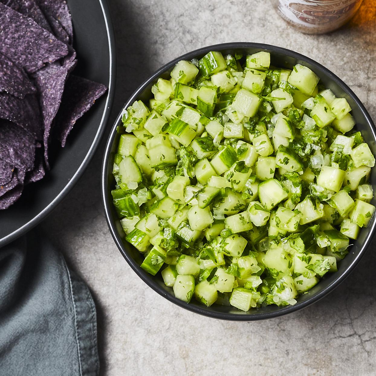 Cucumber Salsa Trusted Brands
