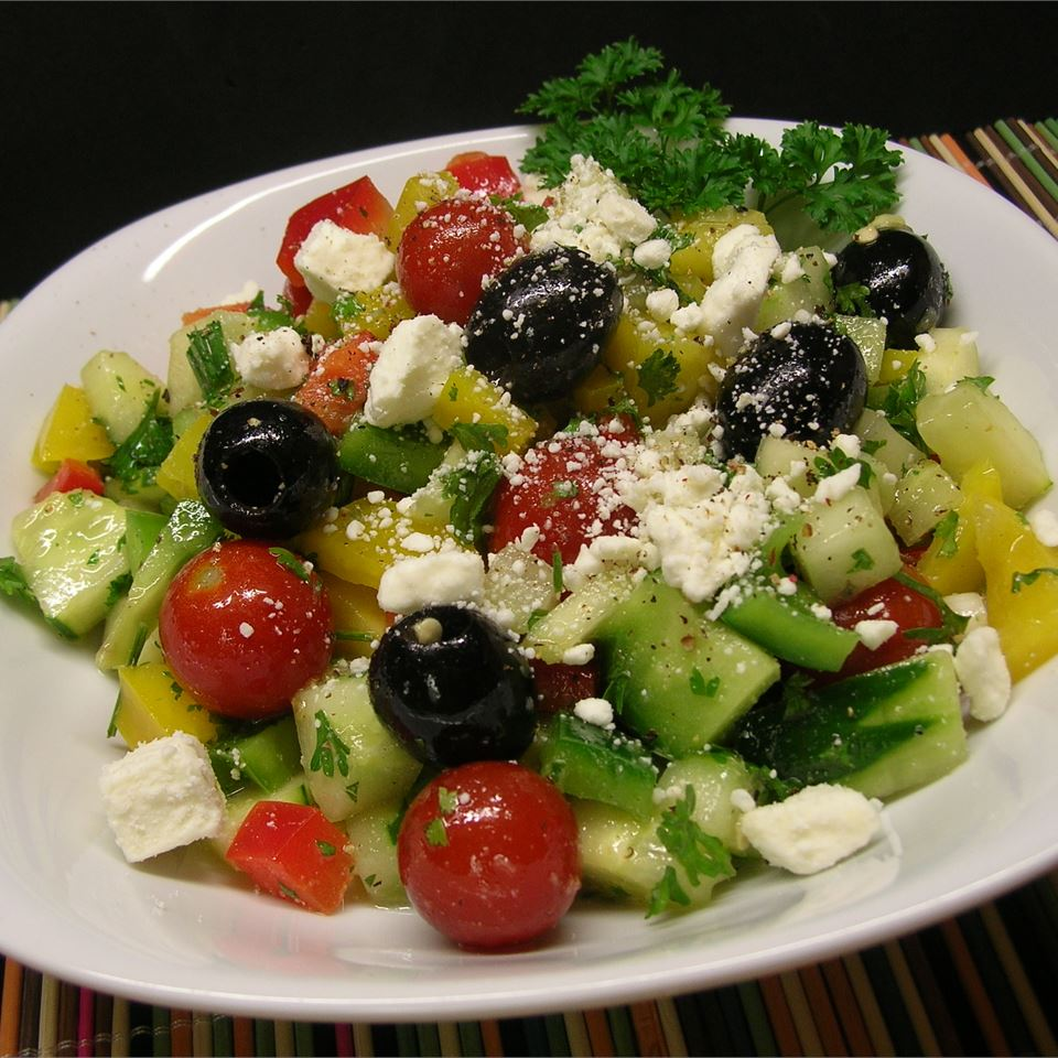 Summer Pepper Salad image
