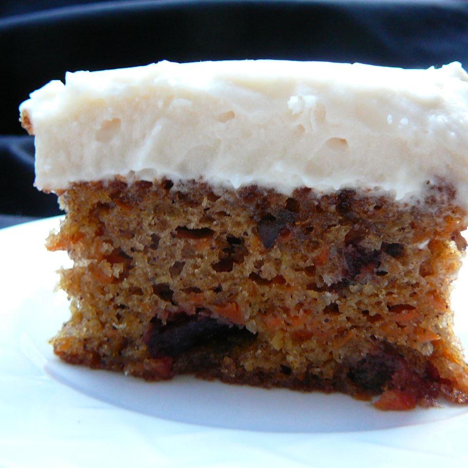 Cranberry Carrot Cake