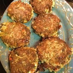 Cajun Crab Cakes (No Breadcrumbs) Beau'sCookin