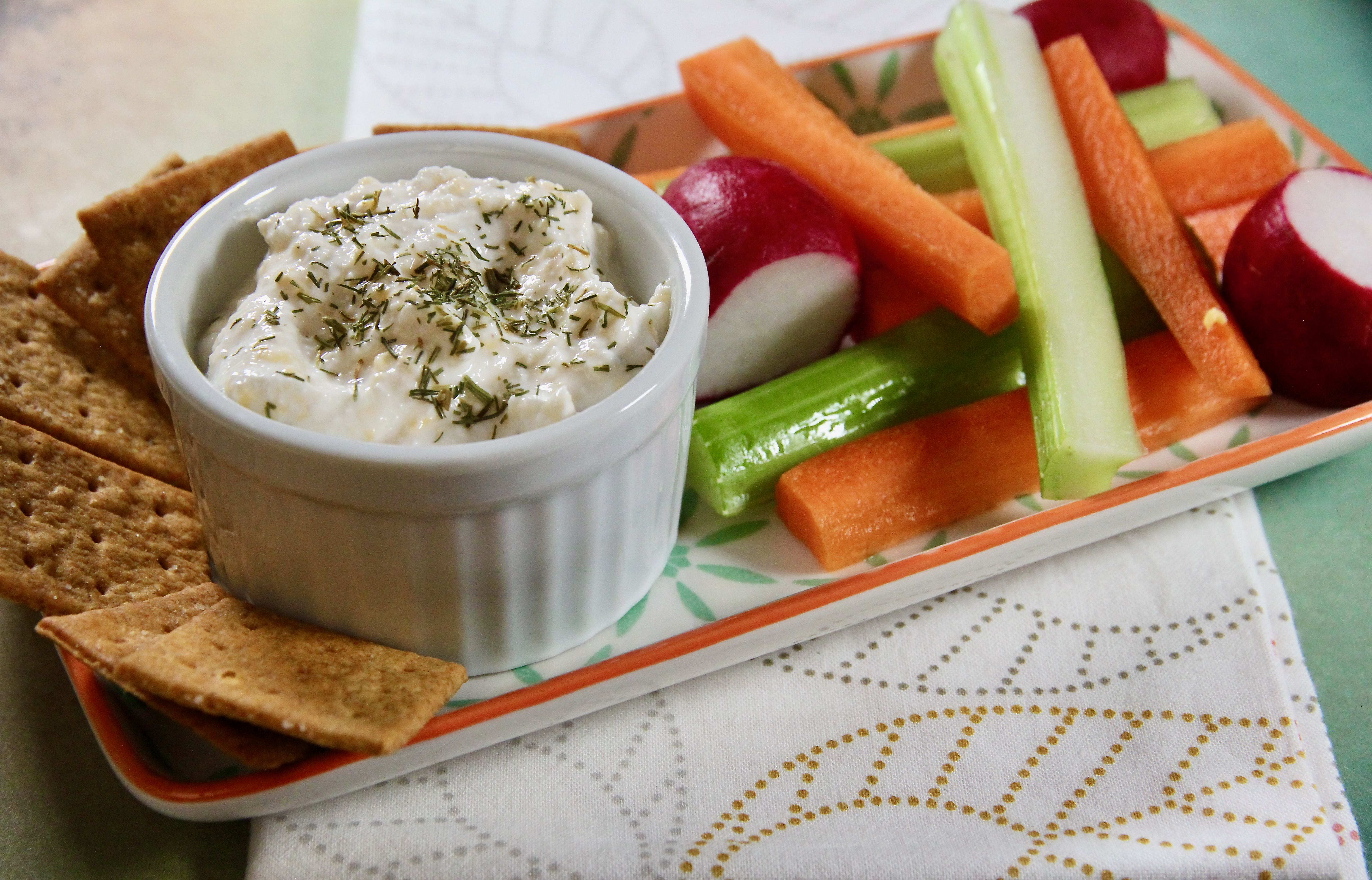 Dill and Cheese Dip lutzflcat