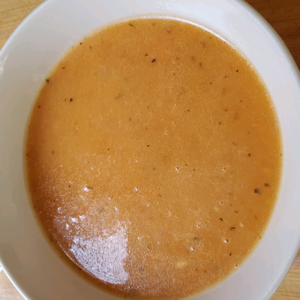 Simple Carrot Soup Dorothy Shaw