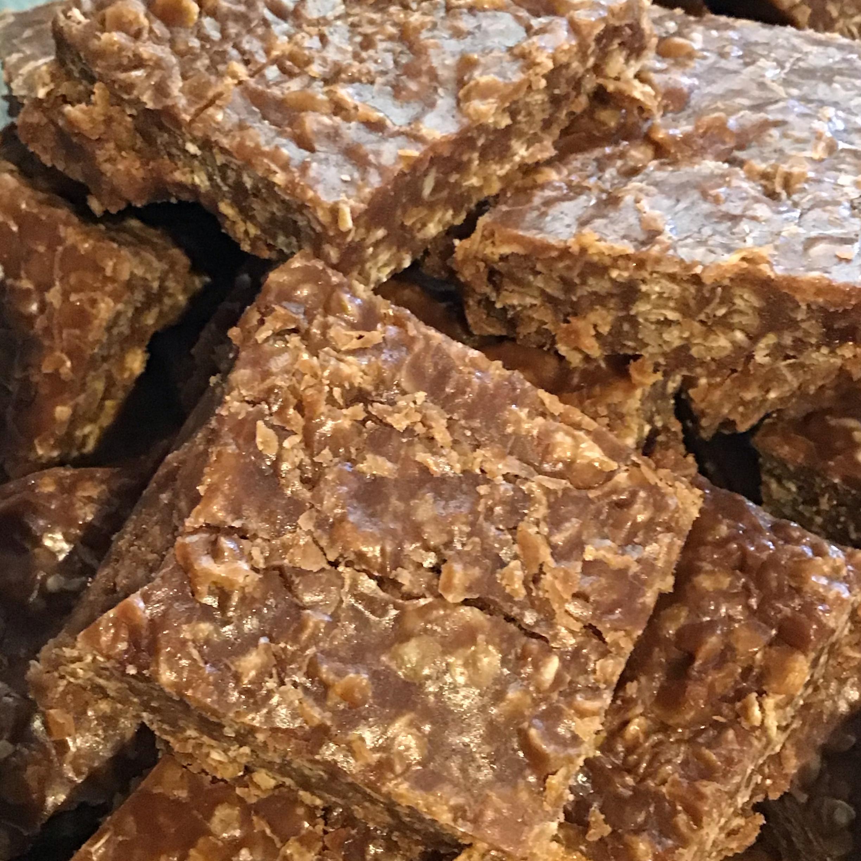 Chocolate-Hazelnut Spread No-Bakes Beatriz Garcia