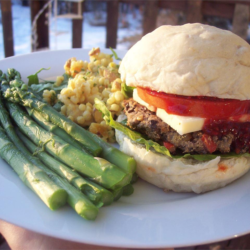 Jamaican Burgers Sarah-May