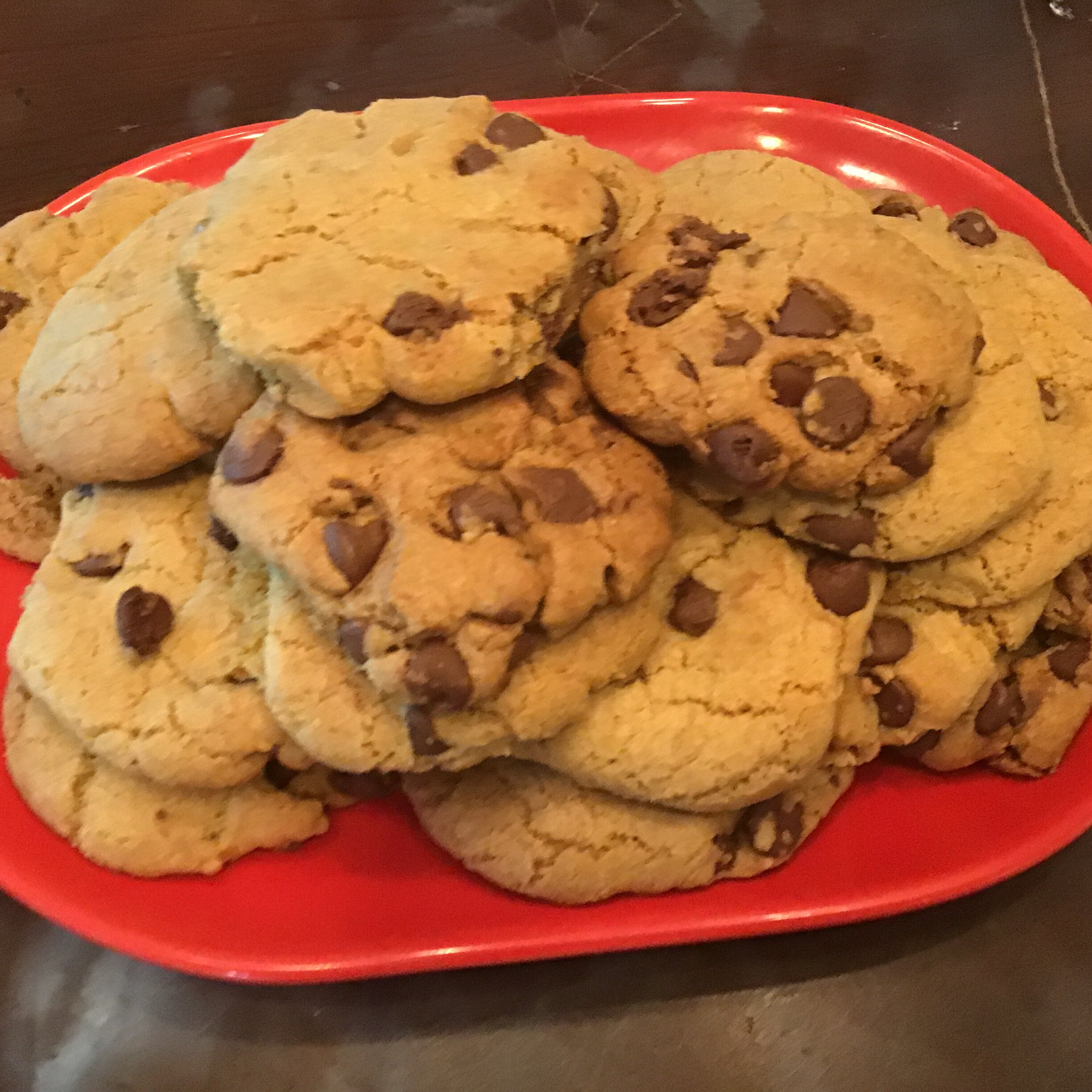 Three Hundred Chocolate Chip Cookies Recipe Allrecipes