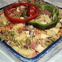 Pasta Deli Salad Happyschmoopies