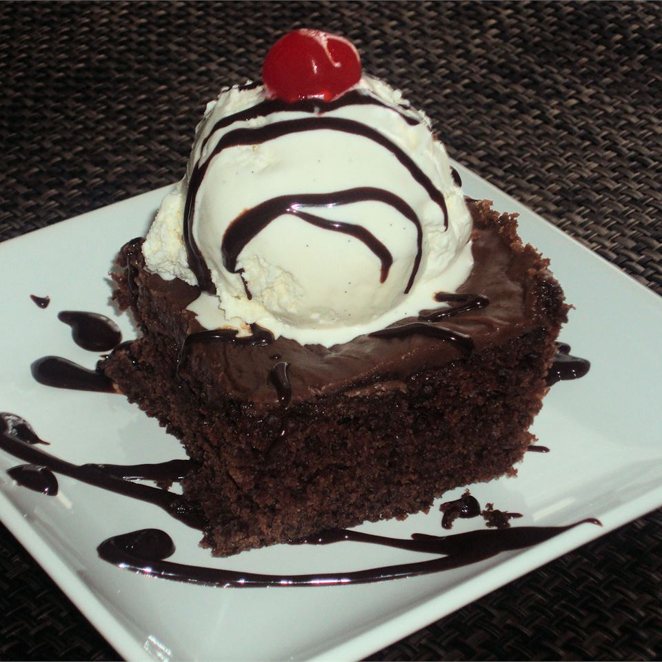Secret Cake Patti Roberson