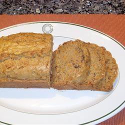 Cinnamon Carrot Bread Louie
