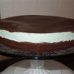Chocolate Mint Dessert Brownies Sue Garzone
