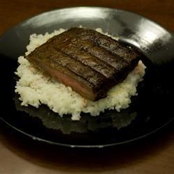 Teriyaki Flank Steak Wok the Line