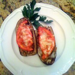 Aunt Eileen's Stuffed Eggplant dani girl