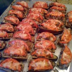 Aunt Eileen's Stuffed Eggplant
