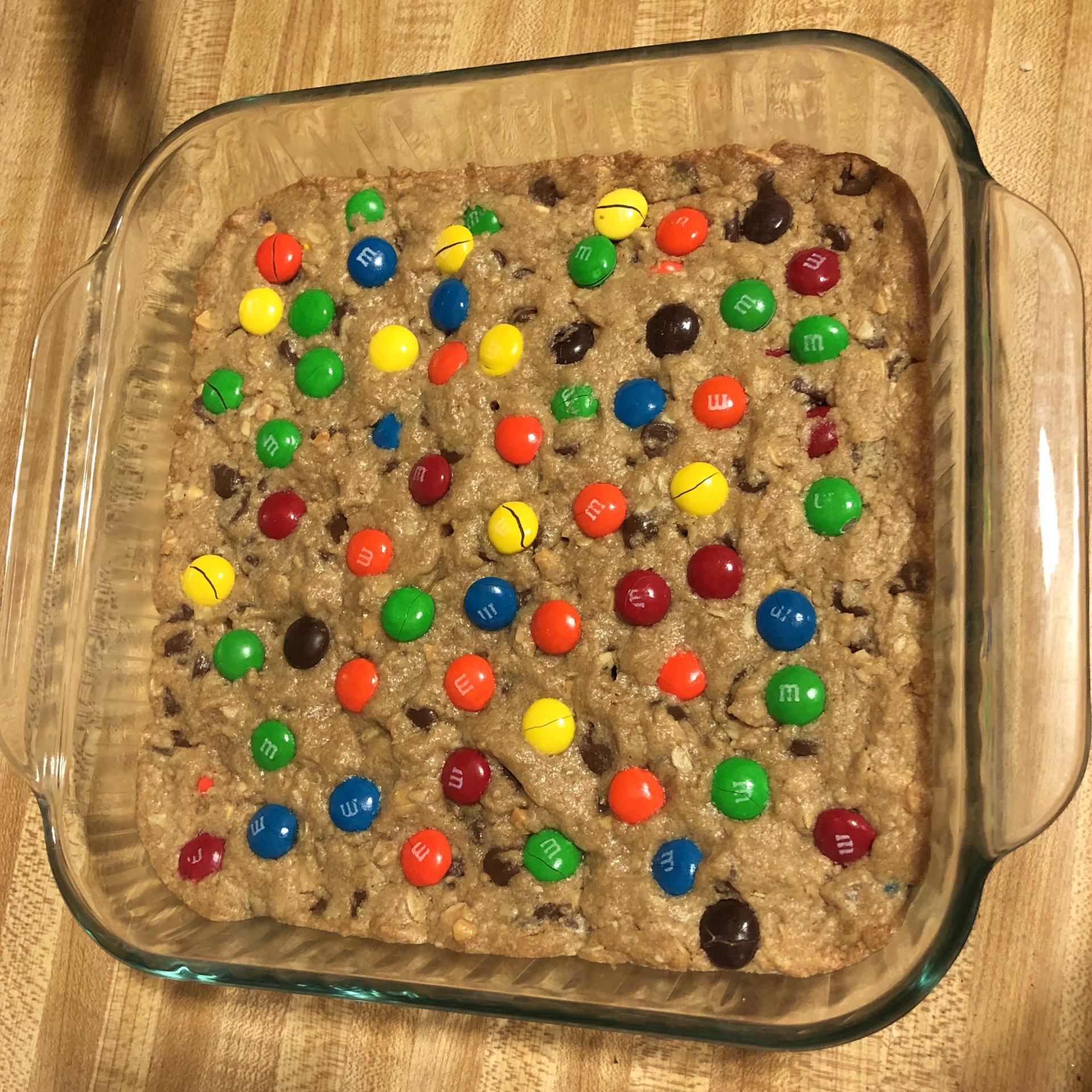 Monster Cookie Bars PreciousVeal