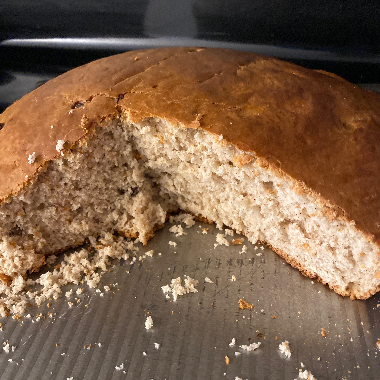 Spotted Dog Irish Bread Em D
