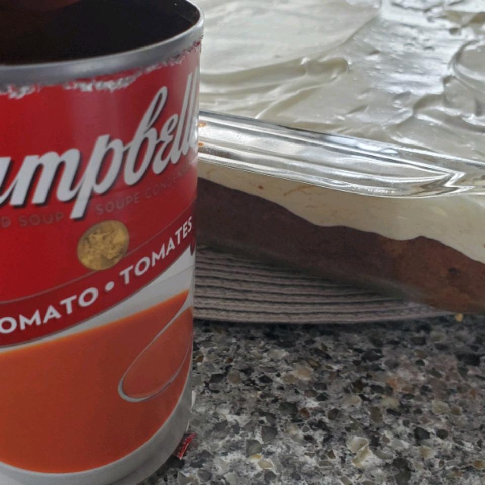 Tomato Soup Cake III