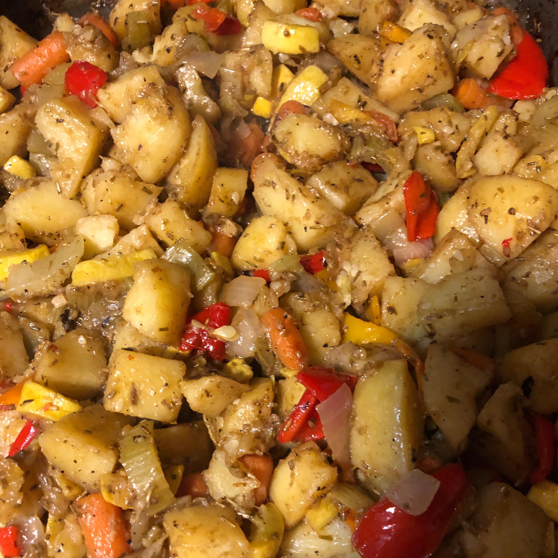 Mediterranean Roast Vegetables erikderouin