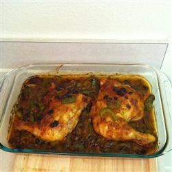 Creole Chicken II