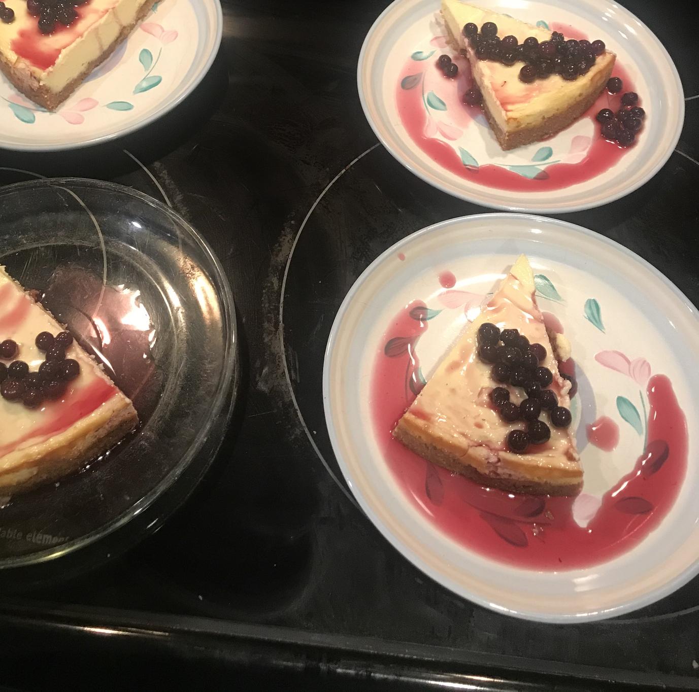 Creamy Cheesecake